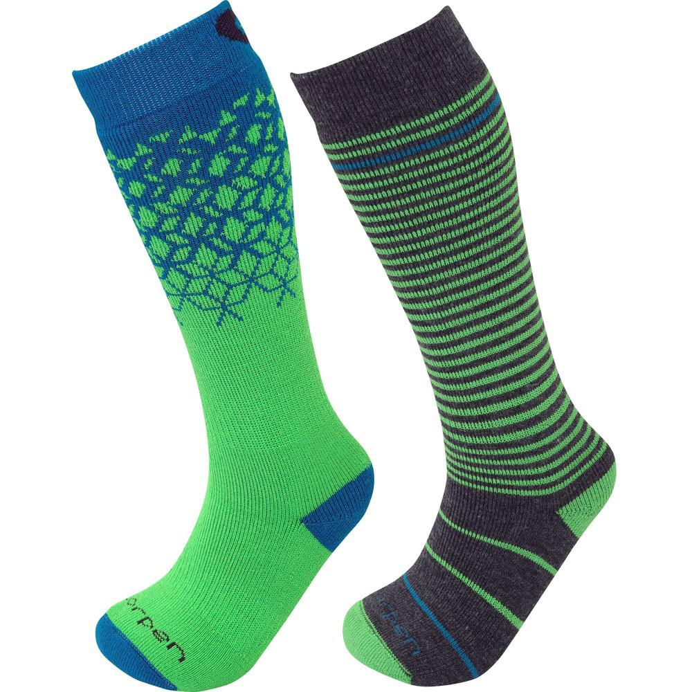 Lorpen Kids Merino Socks 2 Pack