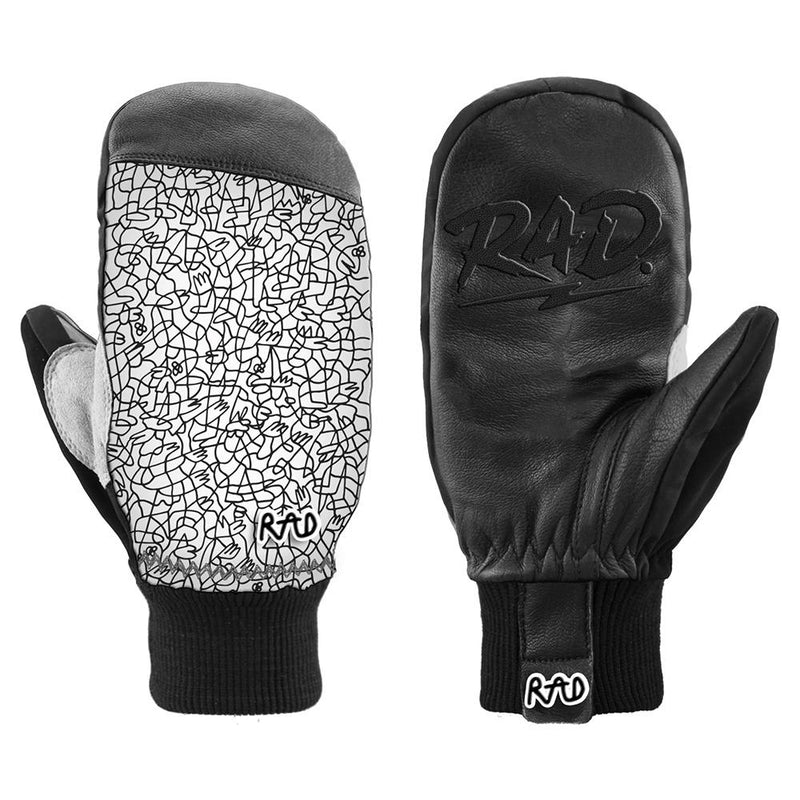 Rad Gloves Ripper Pro Mitten 2019