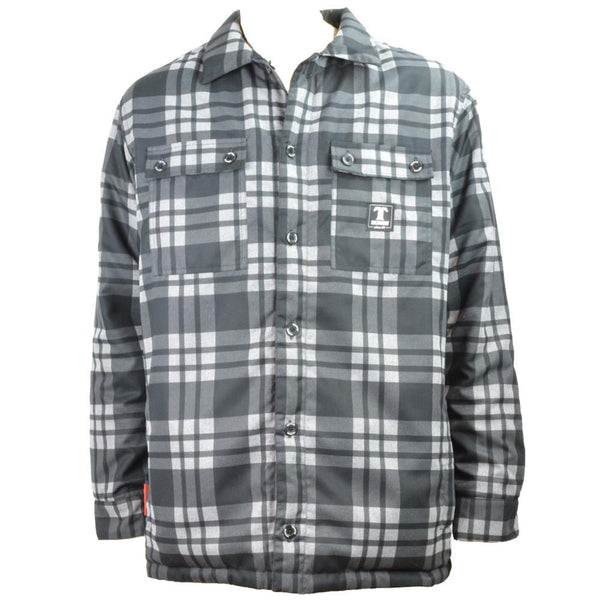 Technine Reversible DWR Quilted Flannel 2017
