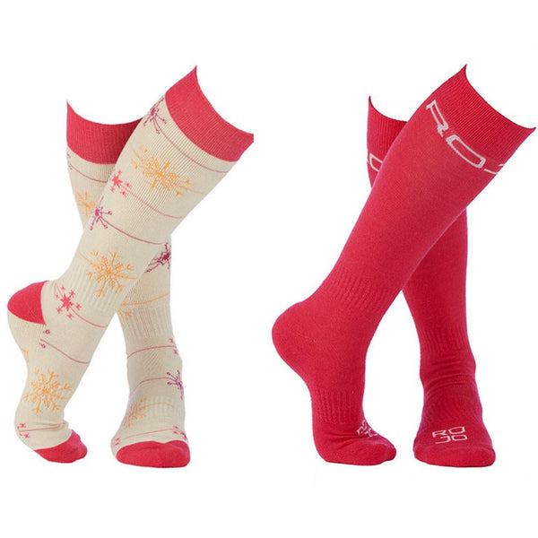 Rojo Girls Sock Two Pack 2012
