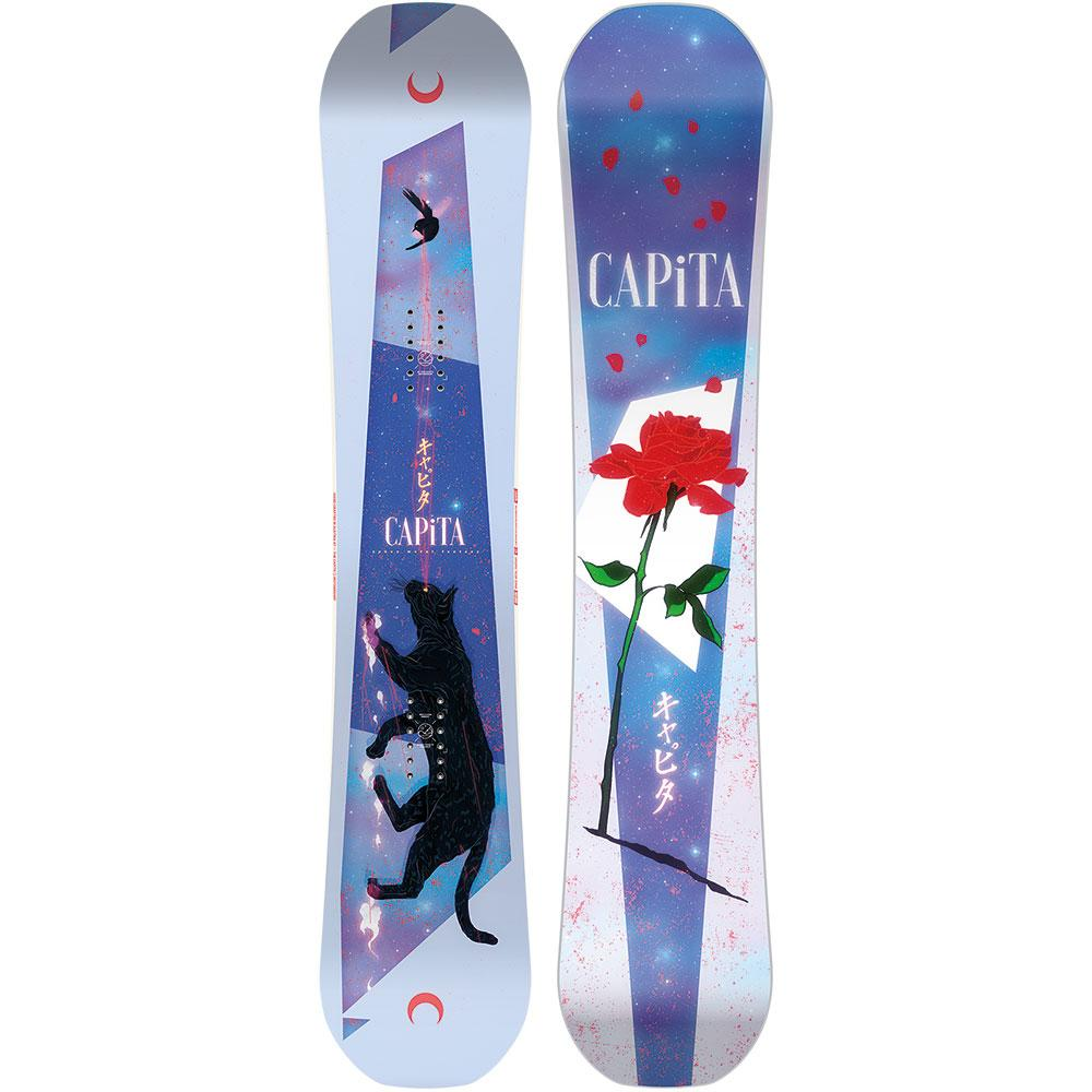 Best Metal Of 2021 Capita Space Metal Fantasy 2021 | Womens Snowboards Australia