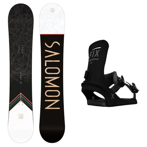 Salomon Sight 2019 / Technine Classic Package