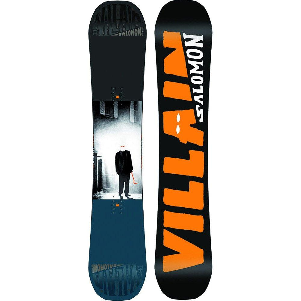 Salomon Villain Grom Wide 2018