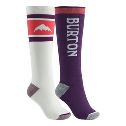 Burton Womens Weekend Midweight Sock 2 Pack 2020