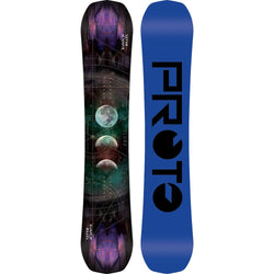 never summer womens proto type two snowboard 2018