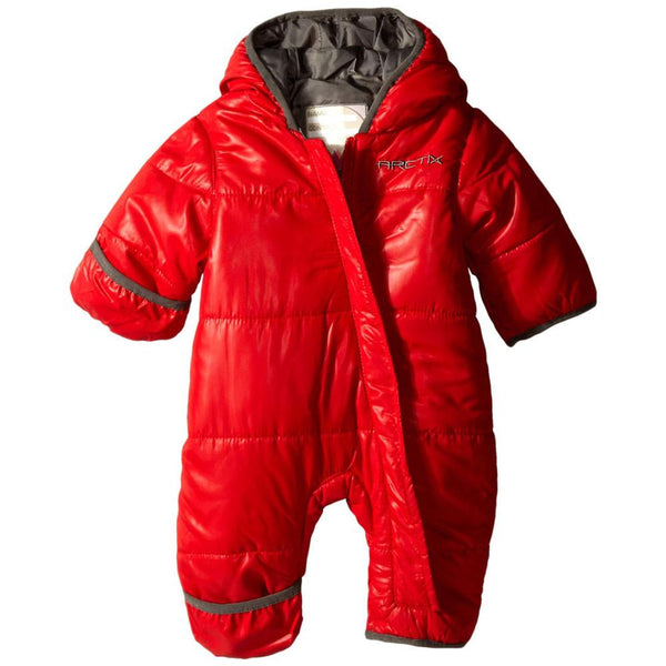 Arctix Baby Bunting Snowsuit Red Kids Outerwear