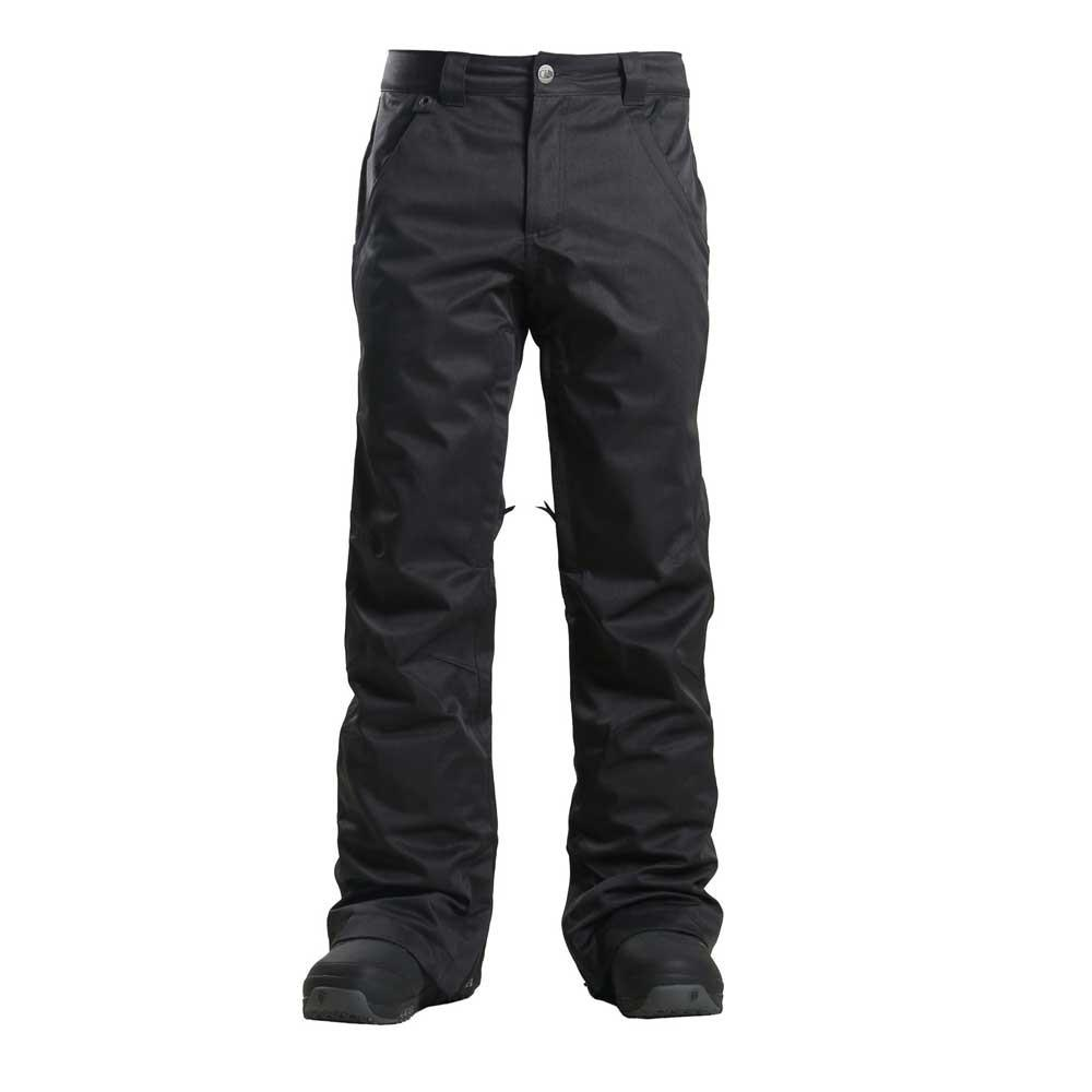 Bonfire Morris Pant Black Denim 2016 Mens Snowboard Outerwear