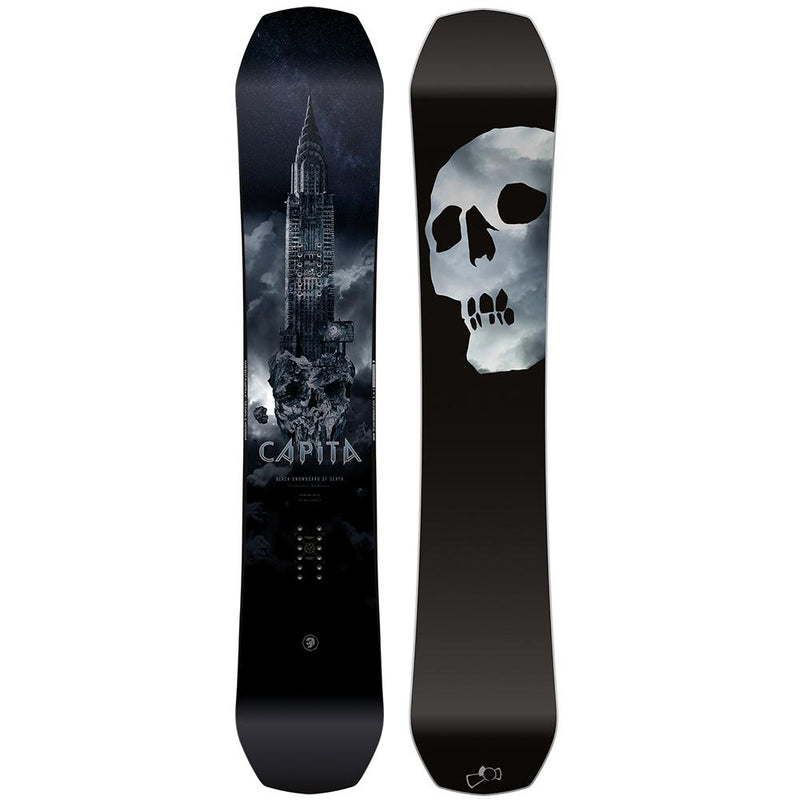 Capita Black Snowboard Of Death 2019