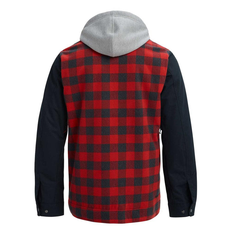 Bitters Buffalo Plaid/True Black