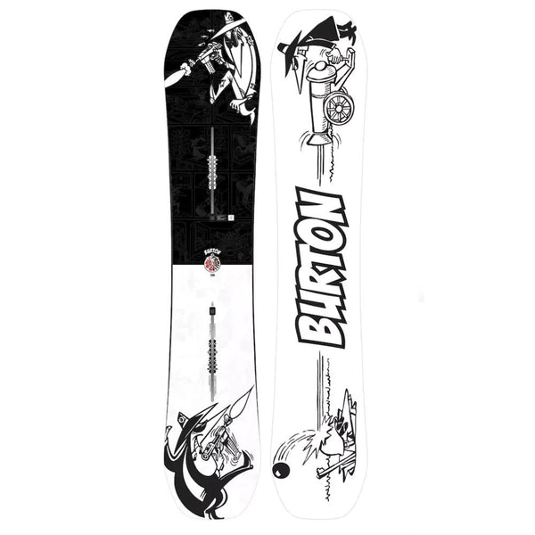 Burton Free Thinker Spy vs Spy 2018