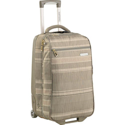 Burton Wheelie Flight Deck Texture Stripe Travel Bag Australia