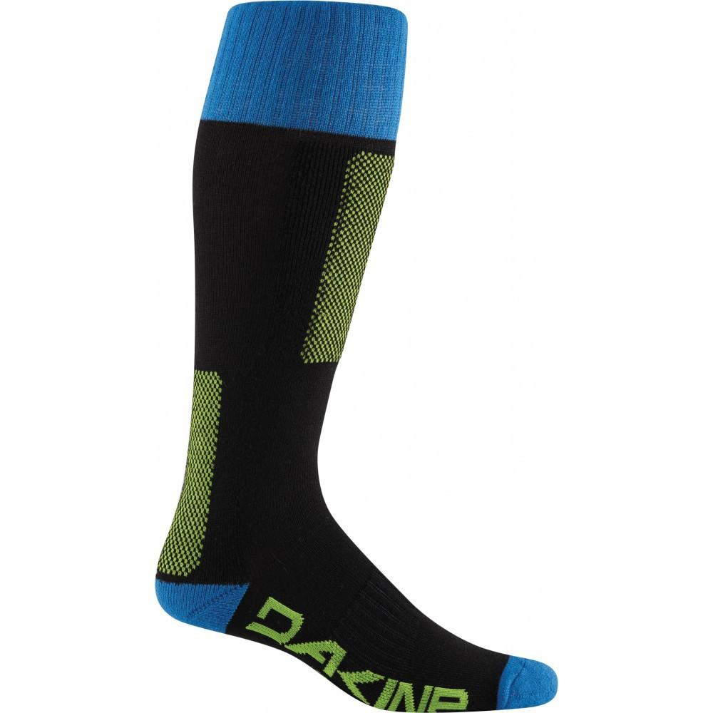Dakine Mens Highback Sock Black Snowboard Socks Australia