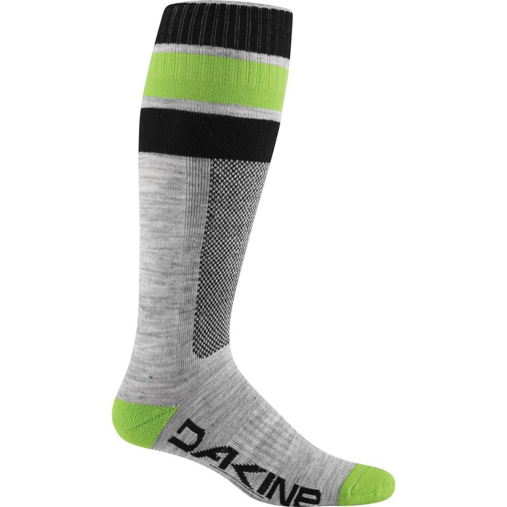 Dakine Mens Thinline Sock Heather Grey Snowboard Accessories Australia