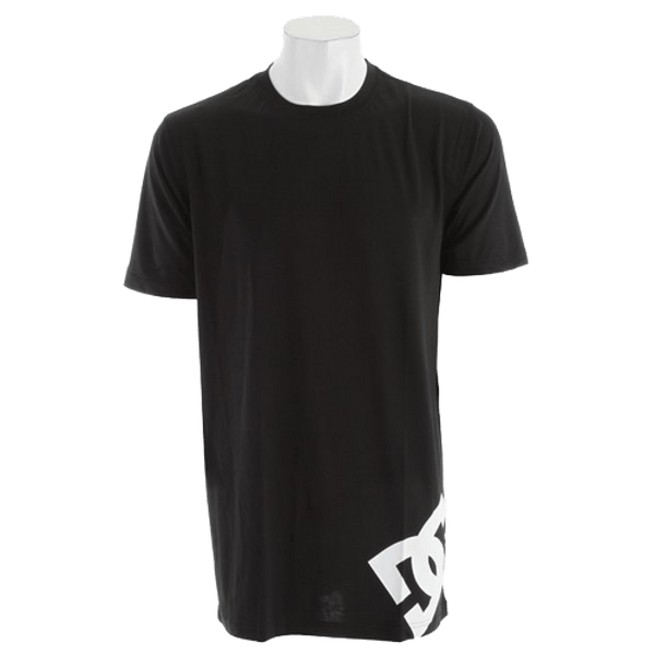 DC Aravis Black Short Sleeve Thermal Top First Layer Australia