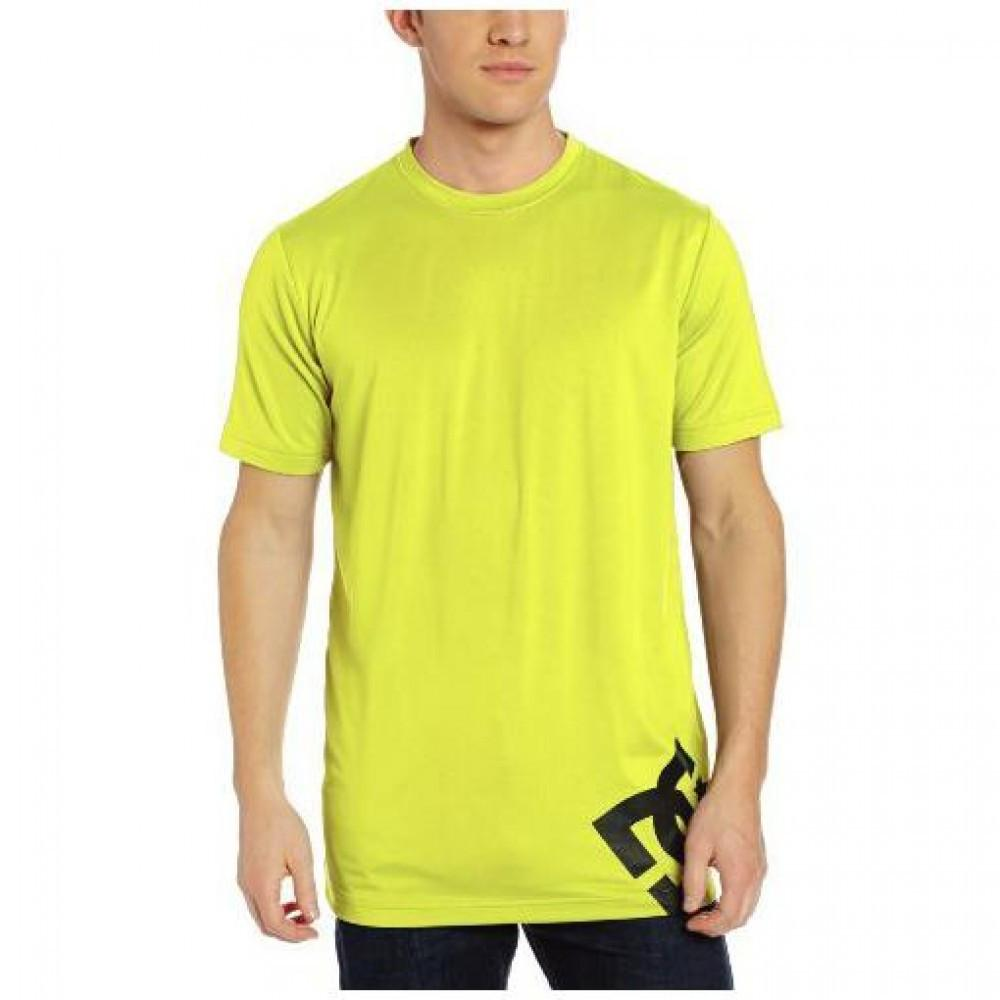 DC Aravis Yellow Short Sleeve Thermal Top First Layer Australia