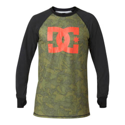 DC Dingy Top Camo 2015 Snowboard Thermal Australia