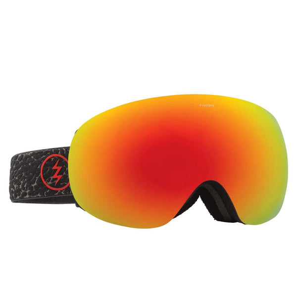 Electric EG3.5 2017 Elephant Brose Red Chrome Bonus Lens Goggles