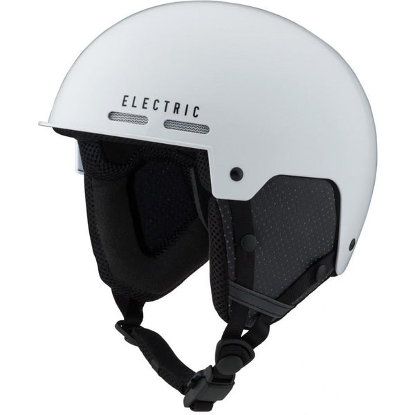 Electric Saint Helmet Gloss White 2016 Snowboard Protection Australia