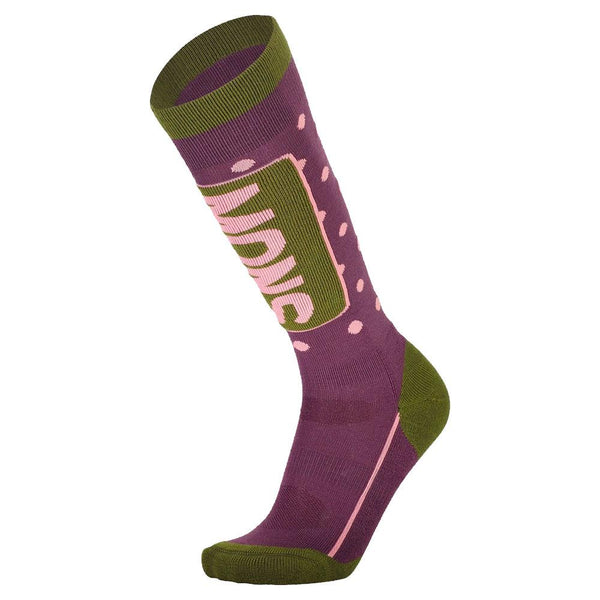 Mons Royale Womens Tech Cushion Sock 2020 Snowboard Socks
