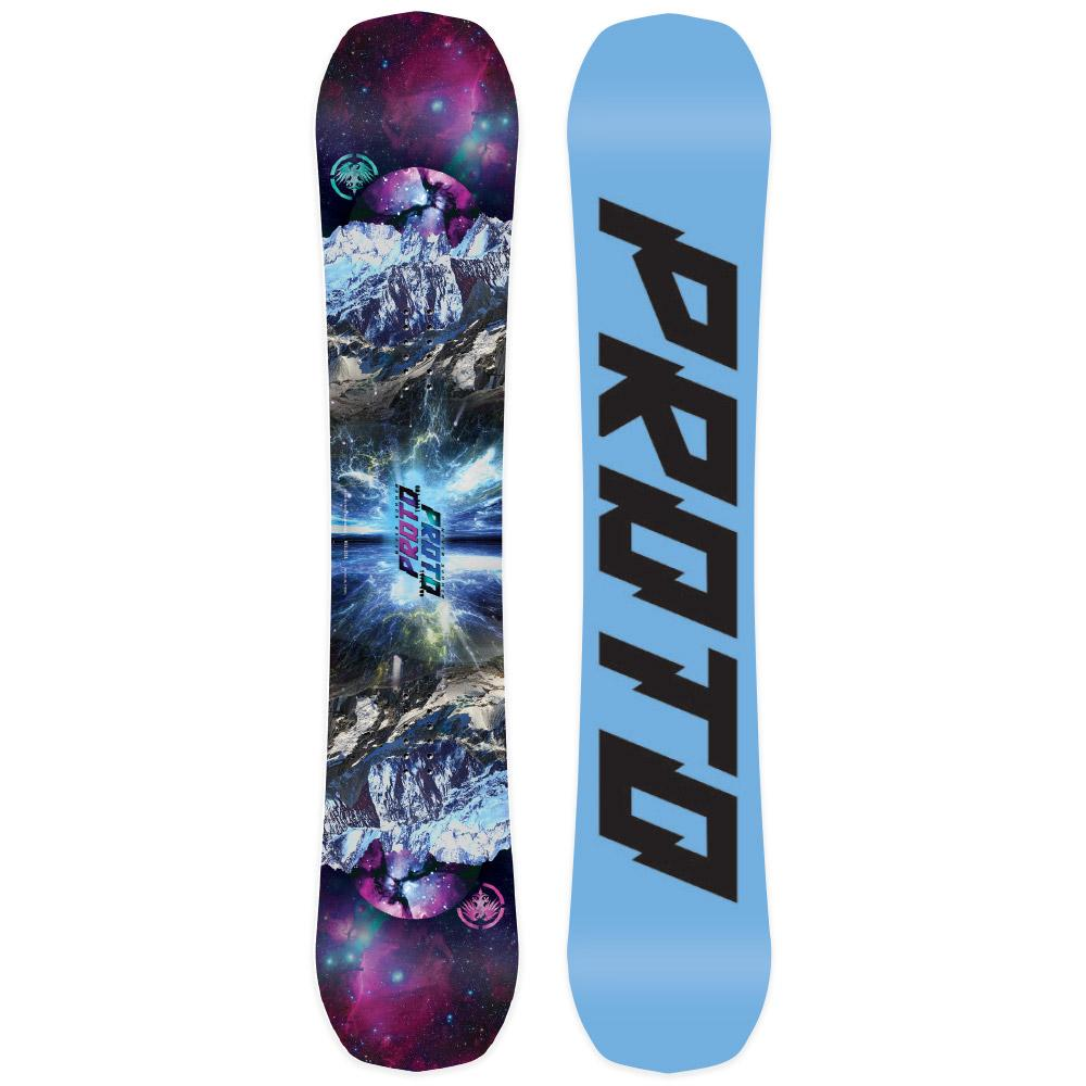 Never Summer Womens Proto Type Two 2019 Womens Snowboards