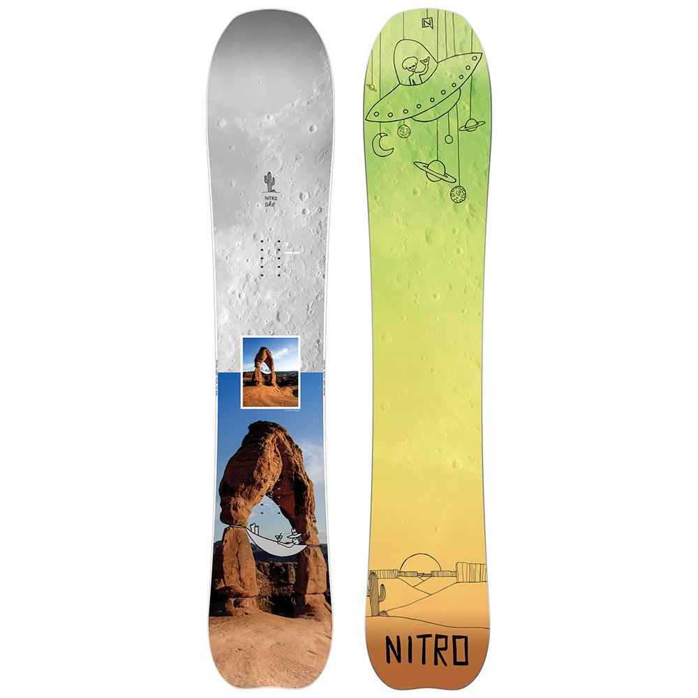 Nitro Mountain x Griffin 2020