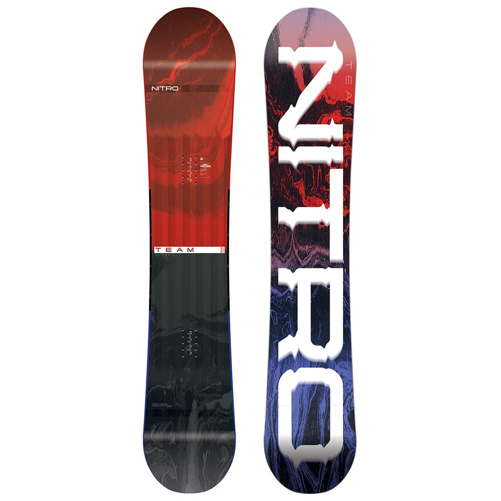 Nitro snowboard team series