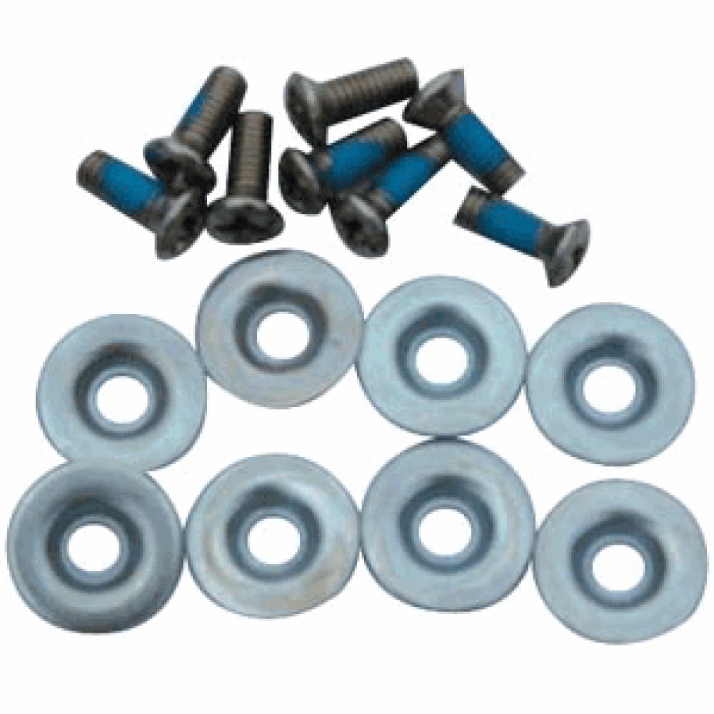 Ocean and Earth Screw Kit Snowboard Accessories