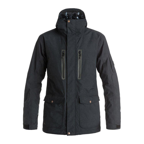 Quiksilver Dark And Stormy Jacket 2017