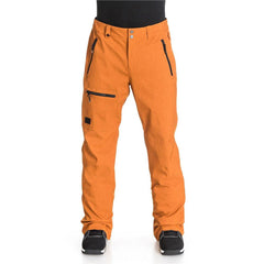 Quiksilver Lincoln Pant 2016 NZH0 Pumpkin Spice