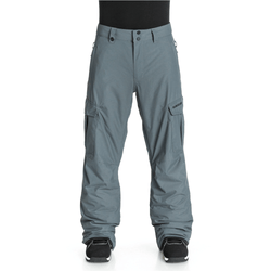 Quiksilver Mission Pant 2016 KZM0 Iron Gate