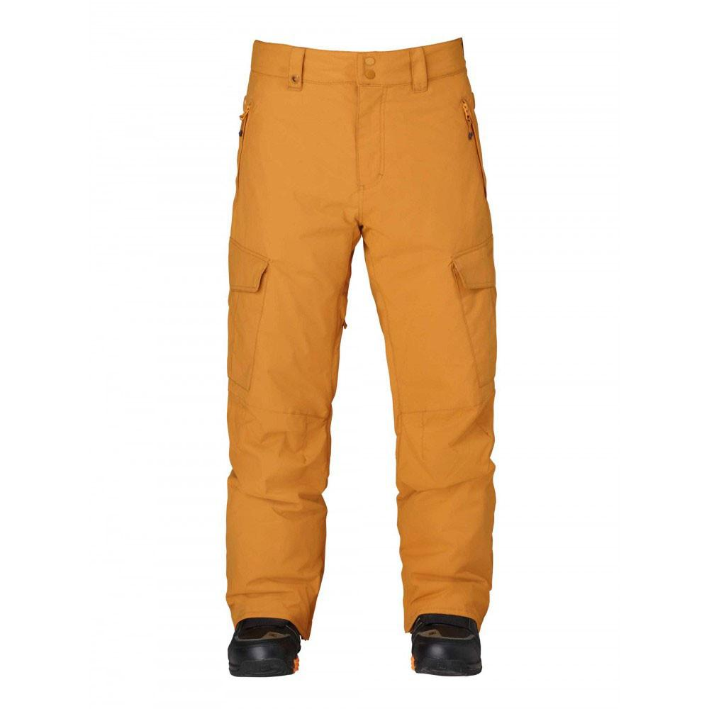 Quiksilver Porter Pant Sudan Brown NNW0 2015 Mens Snowboard Outerwear Australia