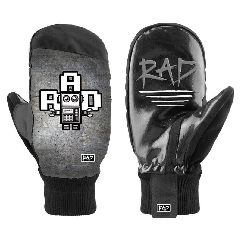 rad the ripper mitten 2017 robot