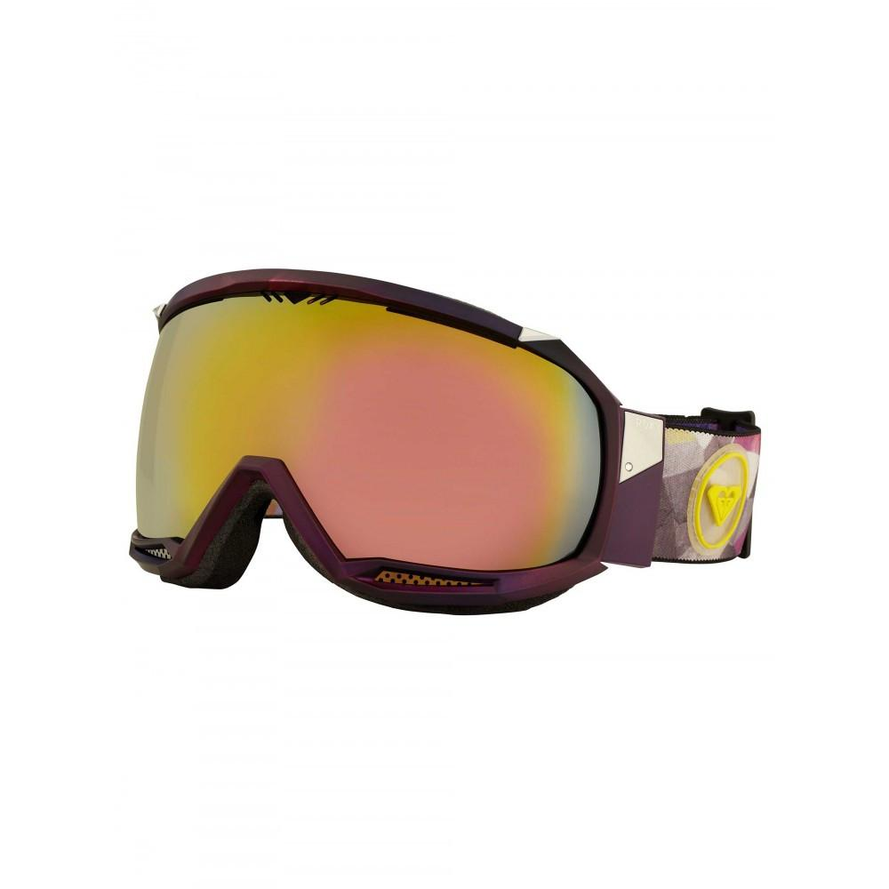 Roxy Isis Purple 2015 Womens Snow Goggles Australia