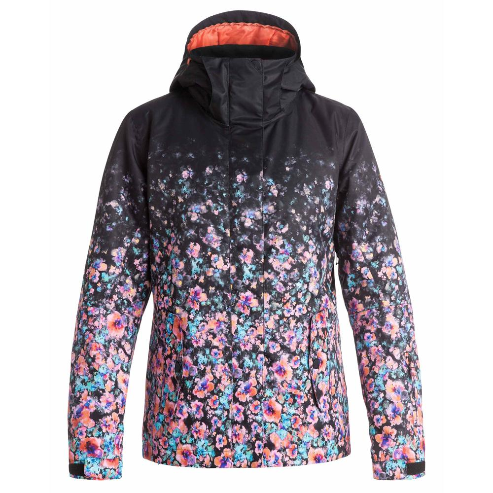 Roxy Jetty Jacket Gradient Flowers