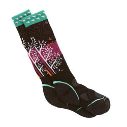 Smartwool PHD Medium Black Punch 2014 Womens Snowboard Sock Australia