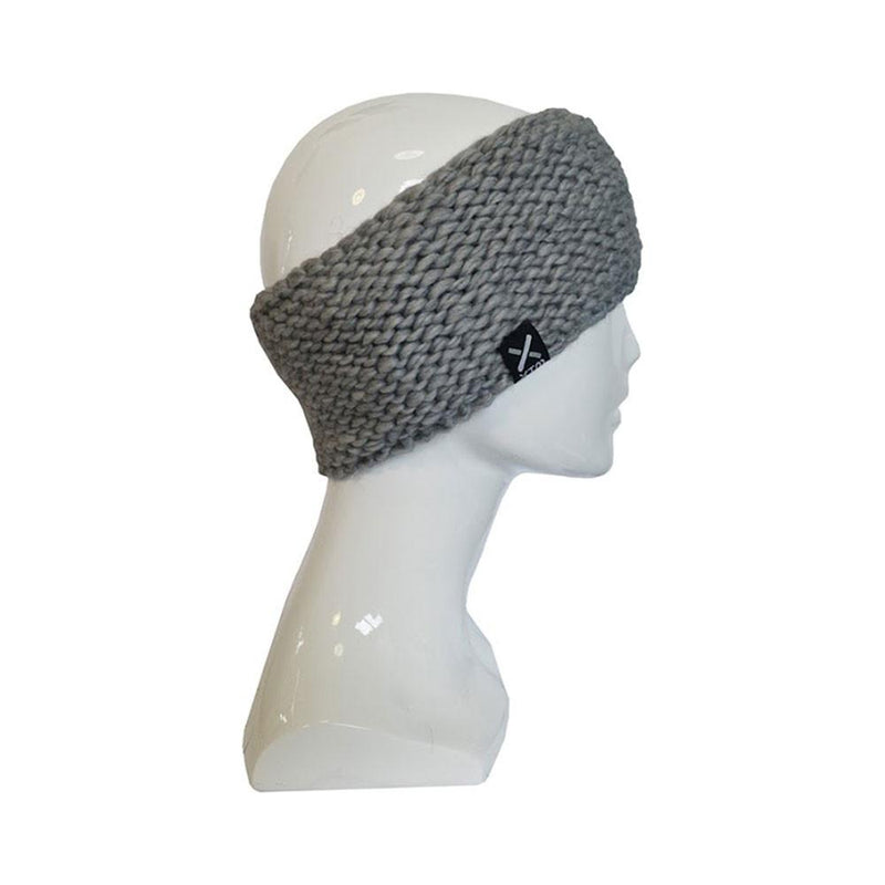 XTM Amber Headband Light Grey Marle