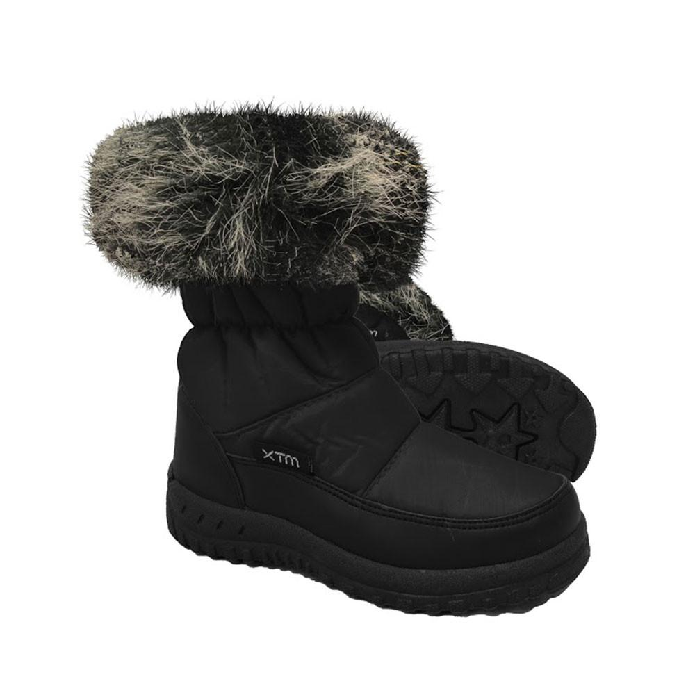 XTM Kisa Boot 2016 Black Snow Boots