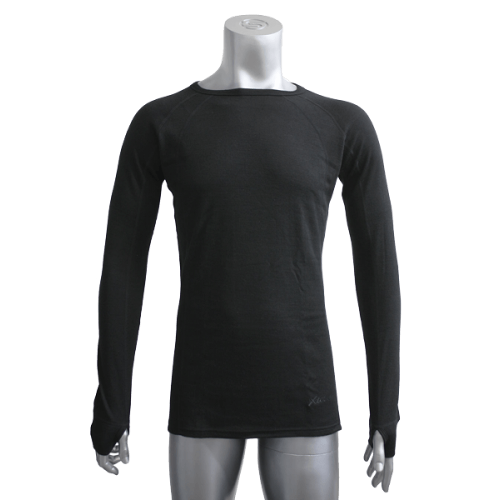XTM Mens Merino Wool Thermal Top First Layer Australia