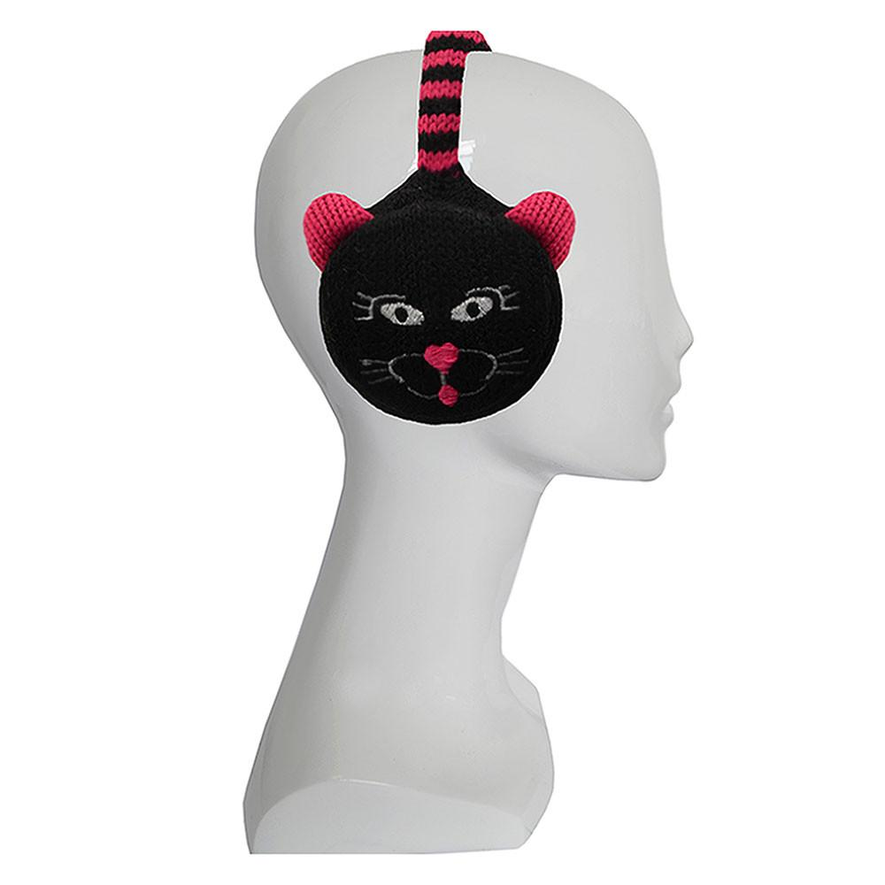 XTM Zoolander Earmuffs Kitty Cat
