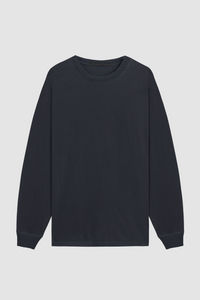ARTIST LONG SLEEVE / WASHED NAVY