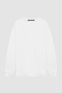 ARTIST LONG SLEEVE / WHITE