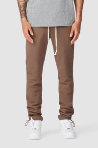 CONCORD SWEATPANTS / ASH BROWN