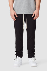 CONCORD SWEATPANTS / BLACK