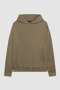 PULL OVER HOODIE / FATIGUE