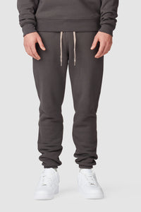 SOUVENIR SWEATPANTS / STEEL
