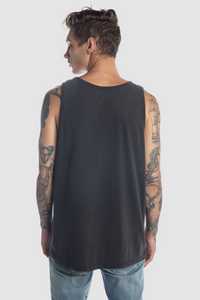 VINTAGE TANK / WASHED BLACK