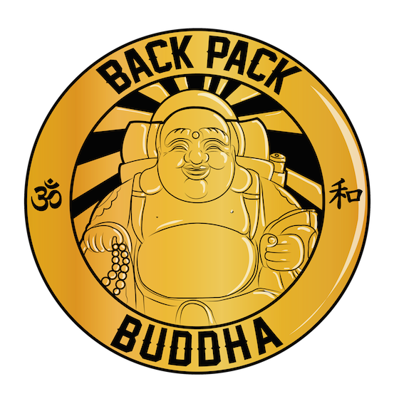 Backpack Buddha