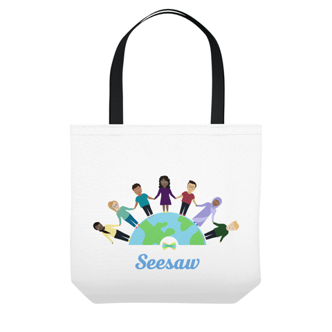 Seesaw Activity Library Contributing Author Tote