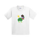Learning Turtle Youth Shirt - Class Icon Competition Winner