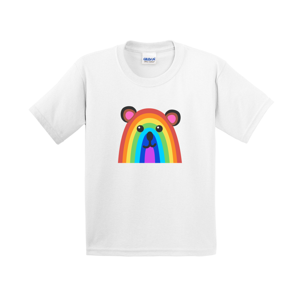 Rainbow Bear Youth Shirt - Class Icon Competition Winner